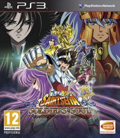 Saint Seiya : Soldiers' Soul sur PS3
