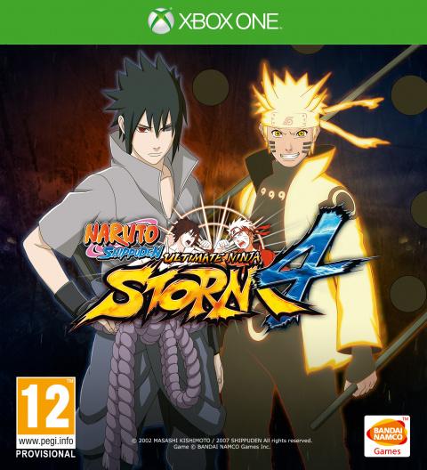 Naruto Shippuden Ultimate Ninja Storm 4 sur ONE