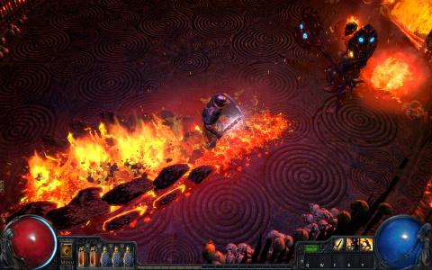 Path of Exile vient d'être listé sur PS4 à Taiwan