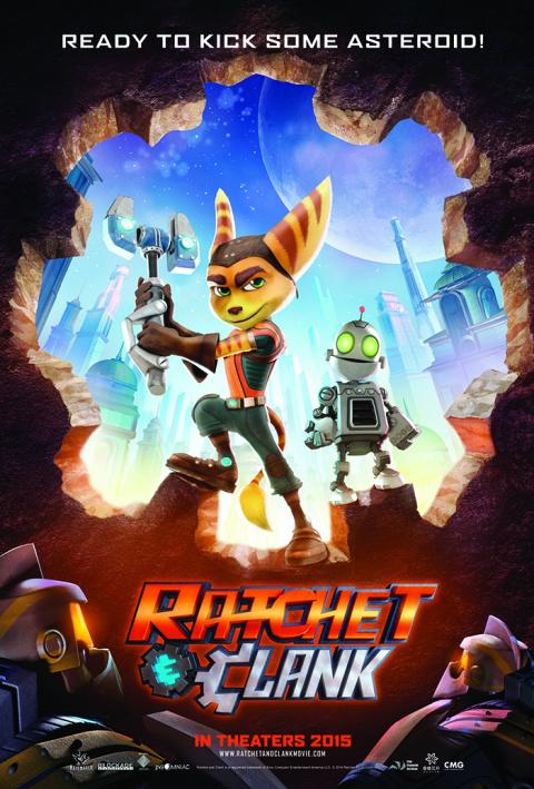 Ratchet & Clank seront présents au Festival de Cannes