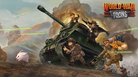 World War Toons : Un FPS par les anciens développeurs de CoD