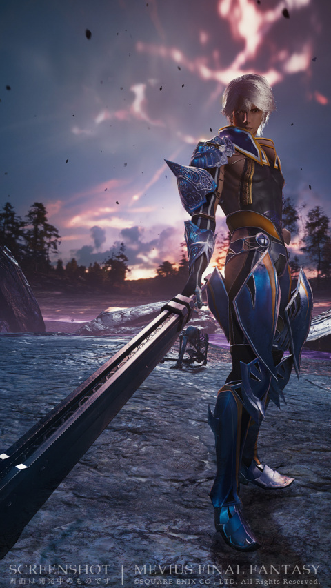 Mobius Final Fantasy - Trailer officiel 2015