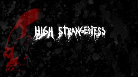 """High Strangeness, un jeu d'action-aventure """"12-bit"""""""