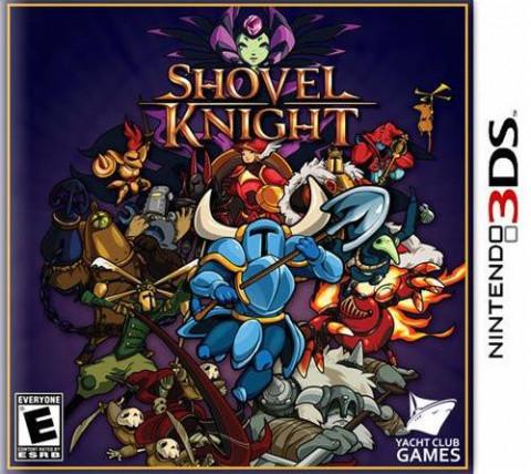 Shovel Knight sur 3DS