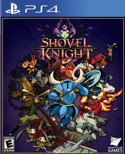 Shovel Knight sur PS4