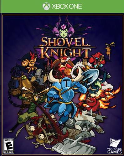 Shovel Knight sur ONE