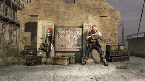 Alcatraz, la nouvelle MAJ pour Defiance