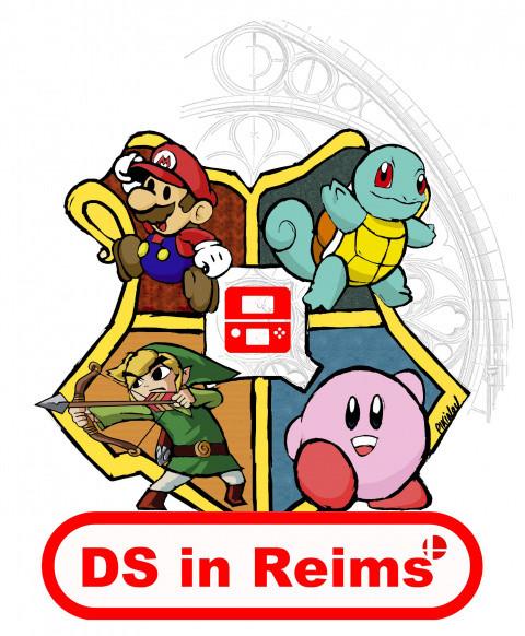 Logo de l'association DS in Reims