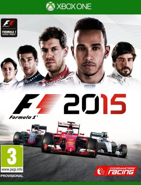 F1 2015 sur ONE