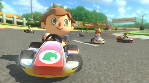 Mario Kart 8 : On a testé le 200cc et le DLC Animal Crossing