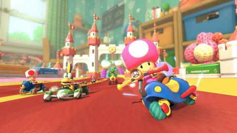 My Nintendo vous propose les DLC de Mario Kart 8