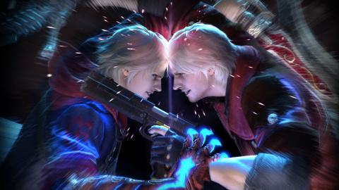Jaquette de Devil May Cry 4 : Du gameplay avec Vergil