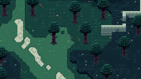 "Titan Souls : Et si Shadow of the Colossus était un ""die & retry"" en 2D ?"