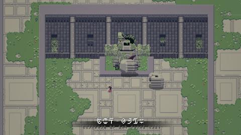 """Titan Souls : Et si Shadow of the Colossus était un """"die & retry"""" en 2D ?"""