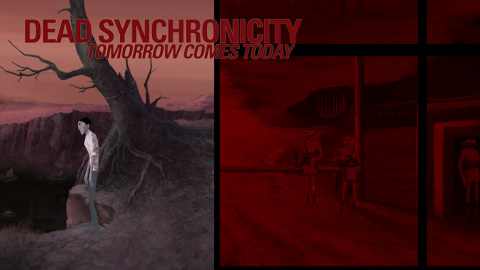 Jaquette de Dead Synchronicity : Tomorrow Comes Today