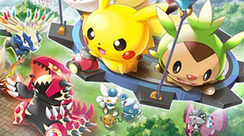 Jaquette de Pokémon Rumble World sur 3DS