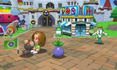 Rencontre streetpass pokemon y