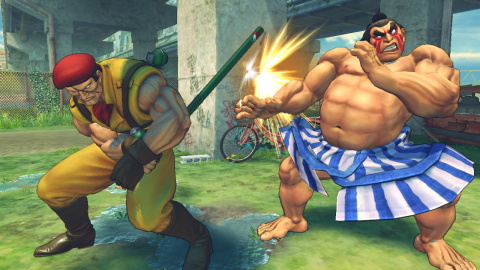 Jaquette de Ultra Street Fighter IV sur PS4 le 26 mai