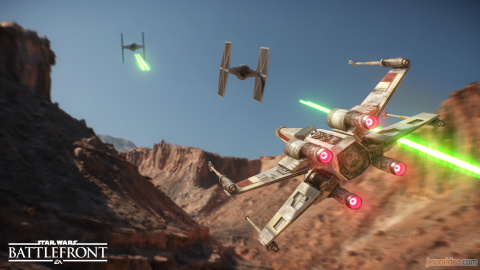 E3 2015 : Star Wars Battlefront aura des maps évolutives