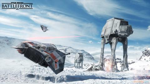 Star Wars Battlefront : Le FPS le plus arcade de 2015