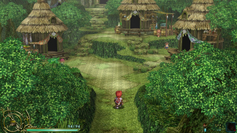 Jaquette de Ys VI : The Ark of Napishtim débarque sur PC