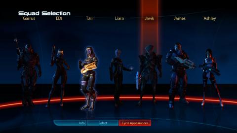 Mass Effect 4 : Des infos en fuite ?
