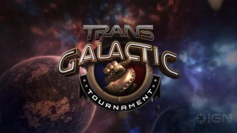 Trans-Galactic Tournament sur PS4