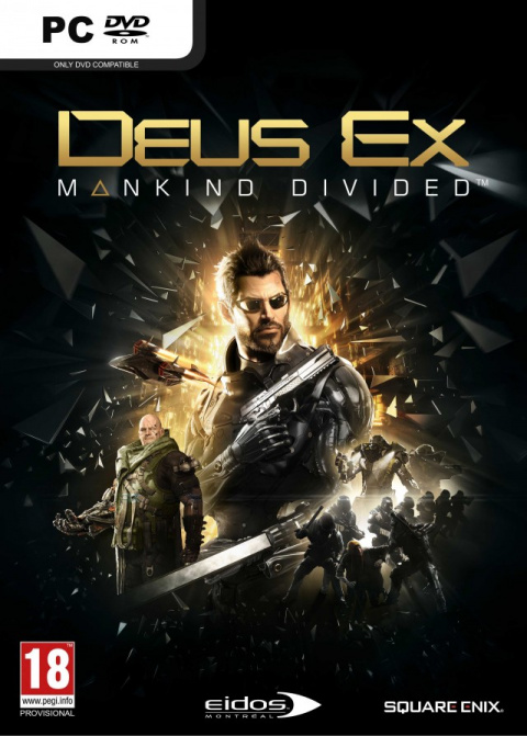 Deus Ex : Mankind Divided sur PC