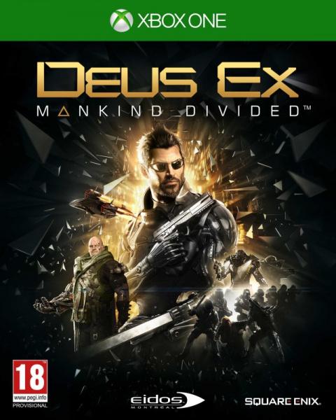 Deus Ex : Mankind Divided sur ONE