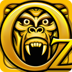 Temple Run : Oz the Great and Powerful sur Android