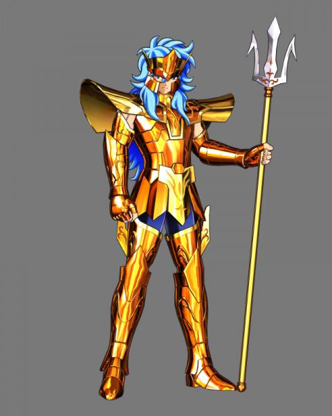 Saint Seiya : Soldier's Soul - Les personnages en images