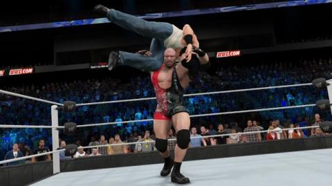 WWE 2K15 bientôt sur PC