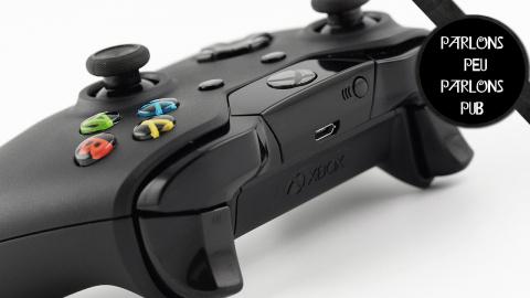 Parlons peu Parlons pub revient sur les campagnes de la Xbox One