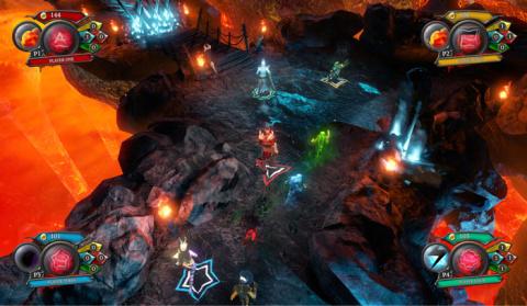 Overlord revient avec un jeu de coopération baptisé Fellowship of Evil