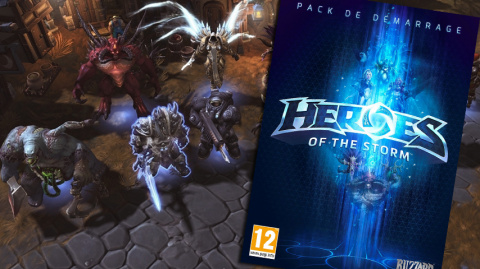 Une version boîte pour Heroes of the Storm ?