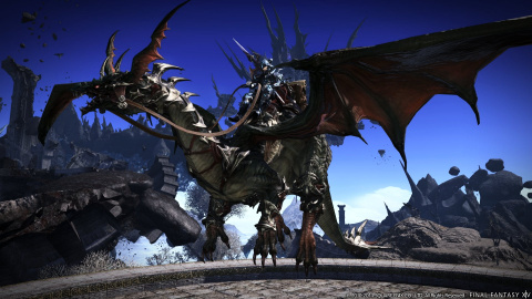 Jaquette de Final Fantasy XIV - Le benchmark d'Heavensward est disponible