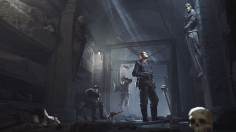 Jaquette de Wolfenstein : The Old Blood est disponible en préchargement