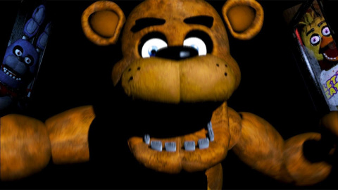 Jaquette de Five Nights at Freddy's 4 annoncé pour halloween