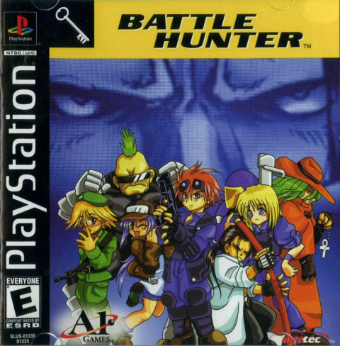 The Hunter sur PS1