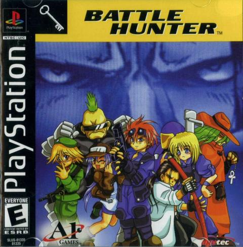 The Hunter sur PS1