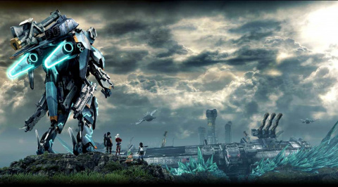Jaquette de Xenoblade Chronicles X montre son multijoueur