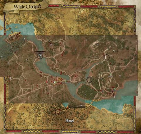 The Witcher 3, on fait le point sur la taille de la carte