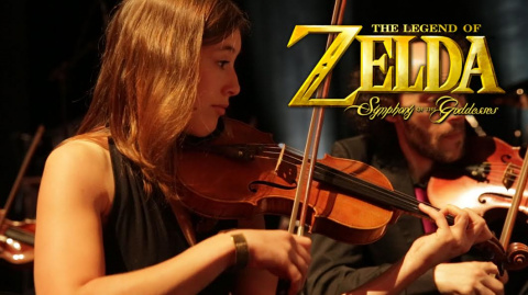 Concert Zelda : Symphony of the Goddesses - On y était, on a adoré
