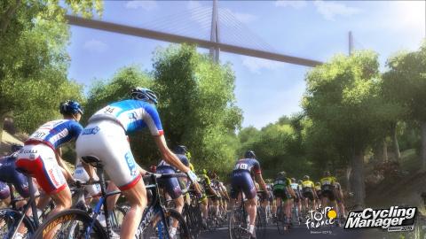 Les jeux du Tour de France 2015 s'offrent des images