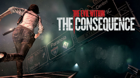 Jaquette de The Evil Within - The Consequence : Rallumez la lumière