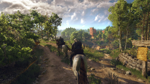 Jaquette de The Witcher 3 aura droit à son patch Day One