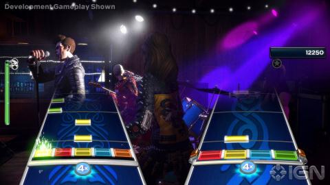 Les nouveautés de Rock Band 4