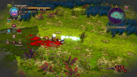 The Witch and the Hundred Knight Revival fait le plein d'images