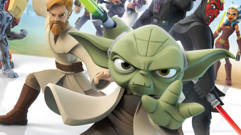 Jaquette de Disney Infinity 3 multiplie les packs Star Wars