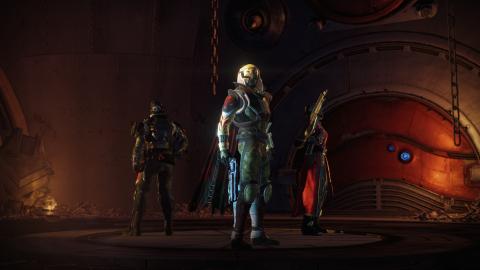 Le PvE de Destiny Extension II : La Maison des Loups met les joueurs en prison